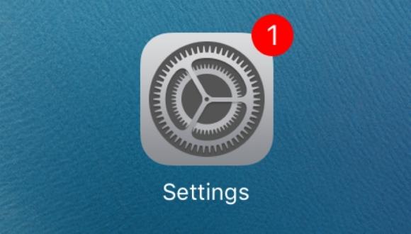 iOS güncelleme uyarılarını kapatmak