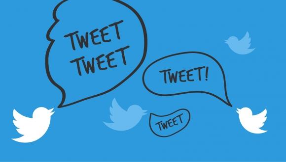 Devlet hesapları Twitter'a düştü!